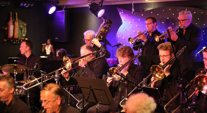 West Coast Big Band © Peter Pijpelink