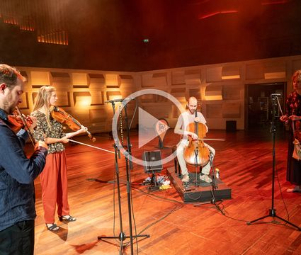 wo 8 juli<h2>North Sea String Quartet</h2>
