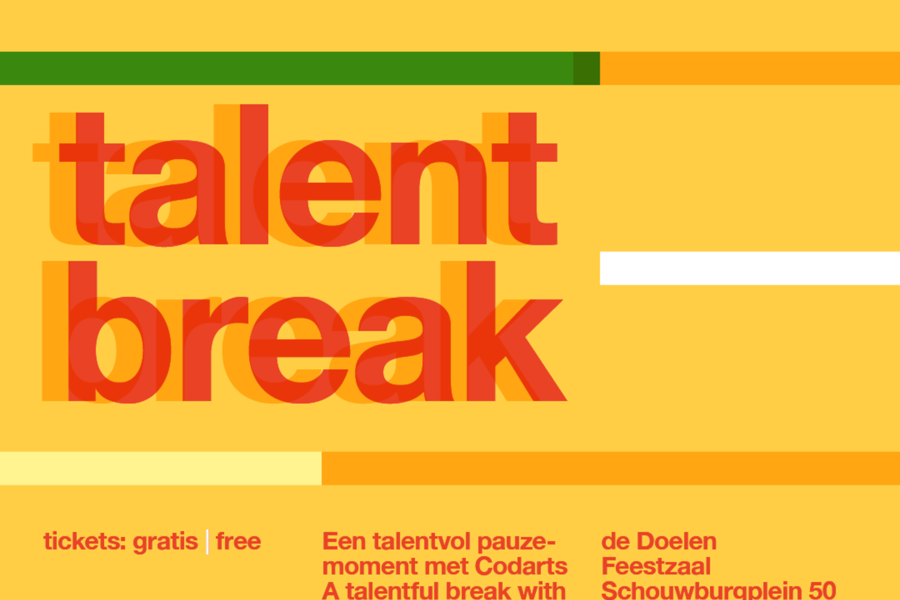 talent break